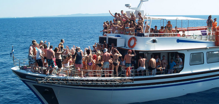 Party Boat Snorkeling